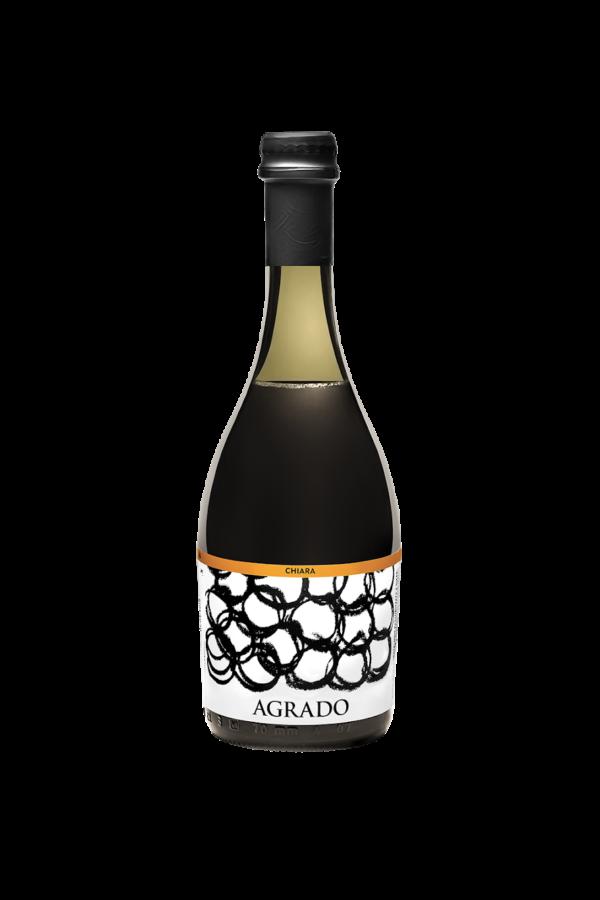 birra artigianale bottiglia chiara