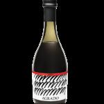 birra artigianale bottiglia rossa